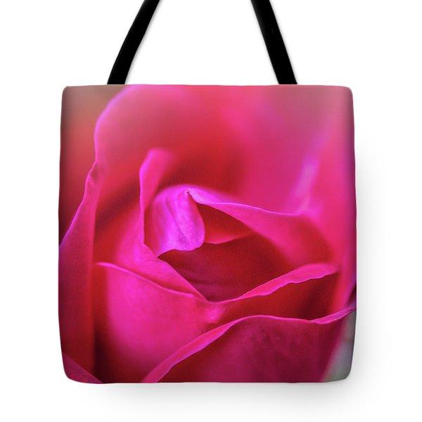 Rosebud Madness Tote Bag