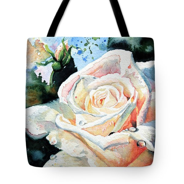 Roses 6 Tote Bag by Hanne Lore Koehler