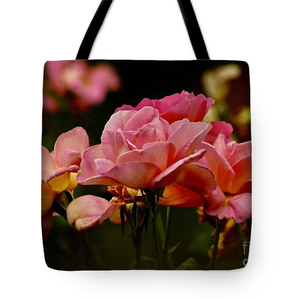 Roses By The Bunch Tote Bag