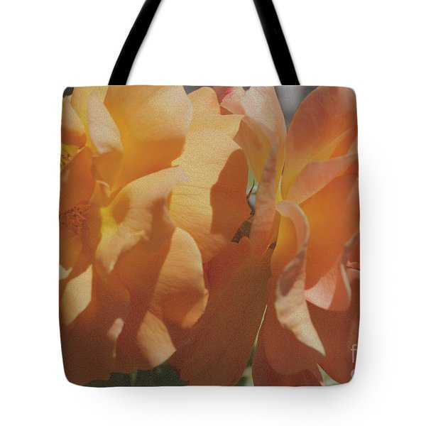 Tote Bag featuring the photograph Roses by Cassandra Buckley