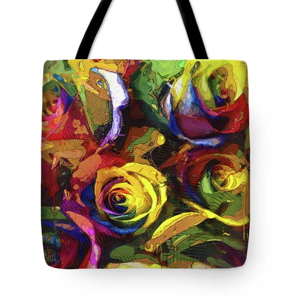Roses Dream Tote Bag