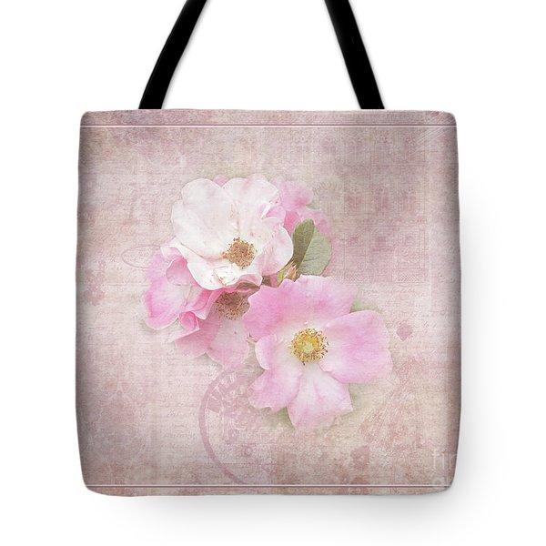 Roses Eternal Tote Bag