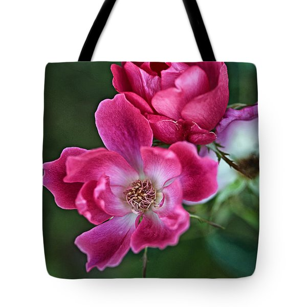 Roses For You Tote Bag by Susan D Moody