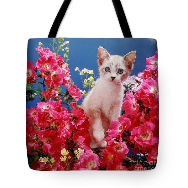 Roses Galore Tote Bag