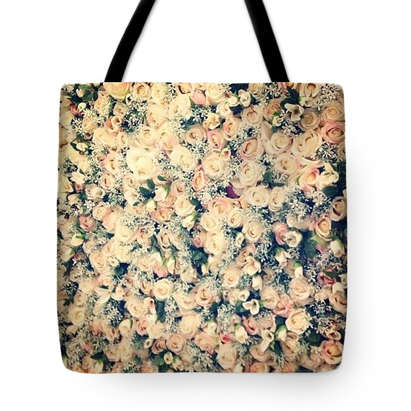 #roses #great #gorgeous #pink #flowers Tote Bag