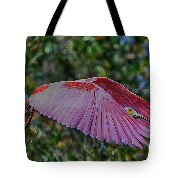 Tote Bag featuring the photograph Rosetta Beauty by Deborah Benoit