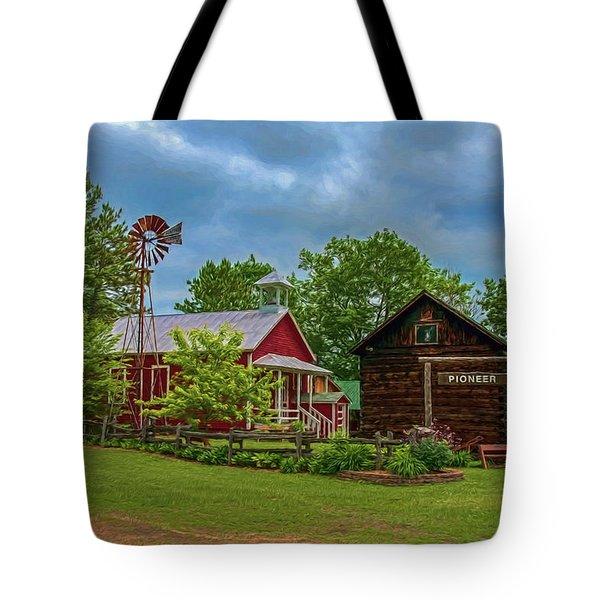 Rosholt Pioneer Park Tote Bag