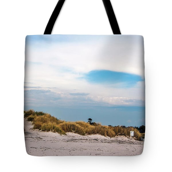 Rosignano Beach Tote Bag