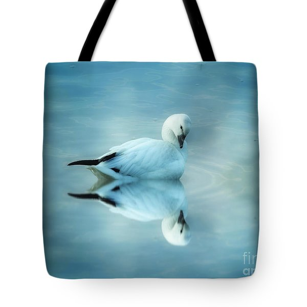 Ross Goose Tote Bag