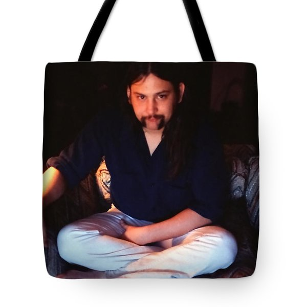 Tote Bag featuring the photograph Ross by Jesse Ciazza