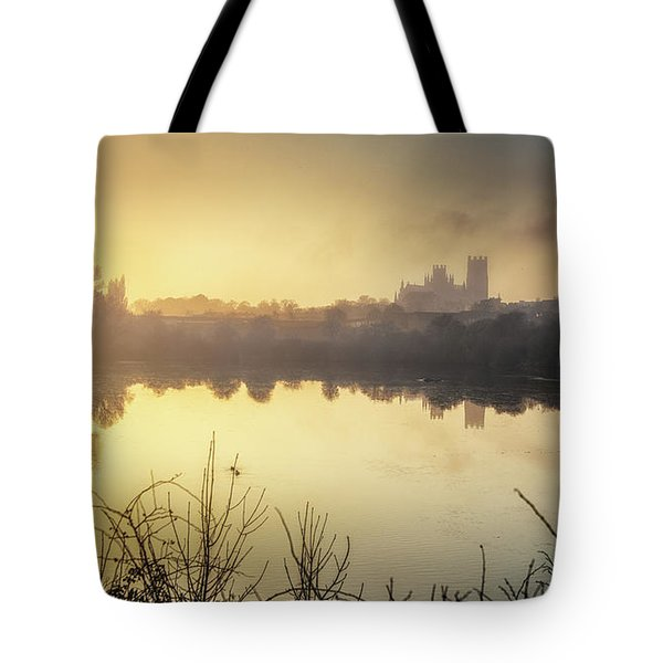 Tote Bag featuring the photograph Roswell View by James Billings