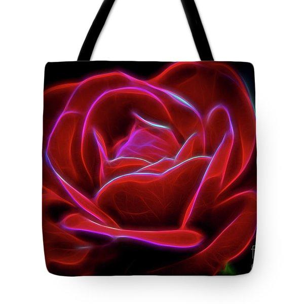 Rosy Dream Tote Bag