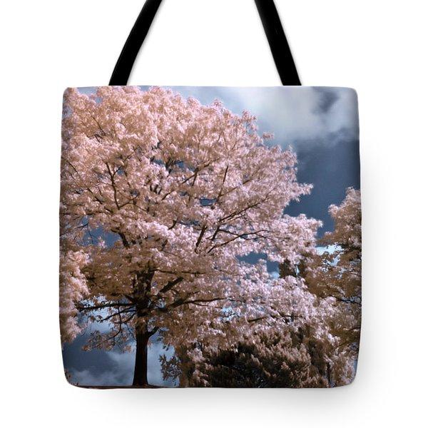 Forever Spring Tote Bag by Helga Novelli