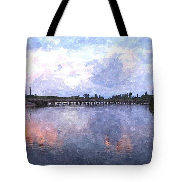 Rotonda River Roriwc Tote Bag