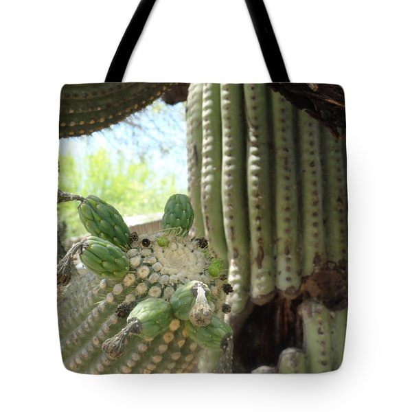 This Cactus Is Rotten To The Core Tote Bag