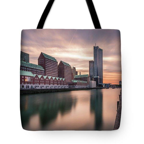 Rotterdam Spoorweghaven Tote Bag