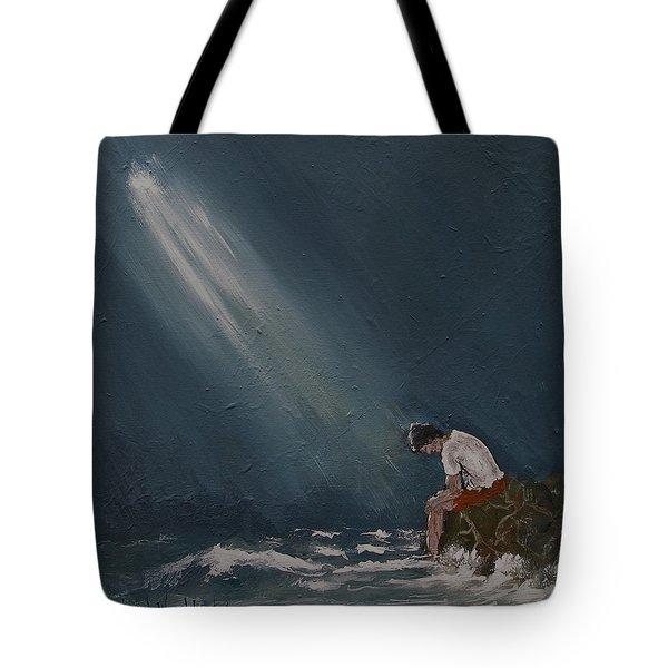 Rough Day Tote Bag