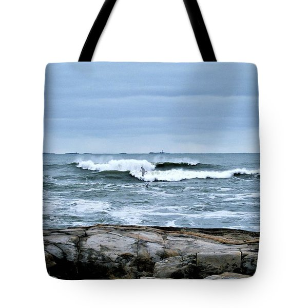 Rough Seas 2 Tote Bag