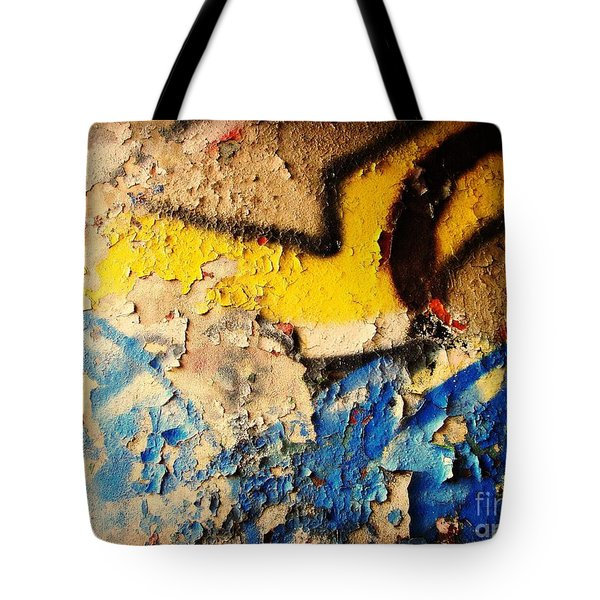 Tote Bag featuring the photograph Listen To The City by Kristine Nora
