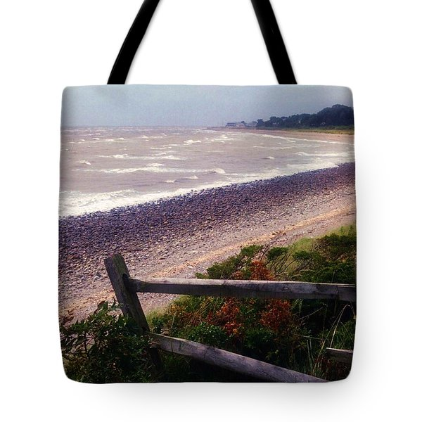 Rough Storm Tote Bag