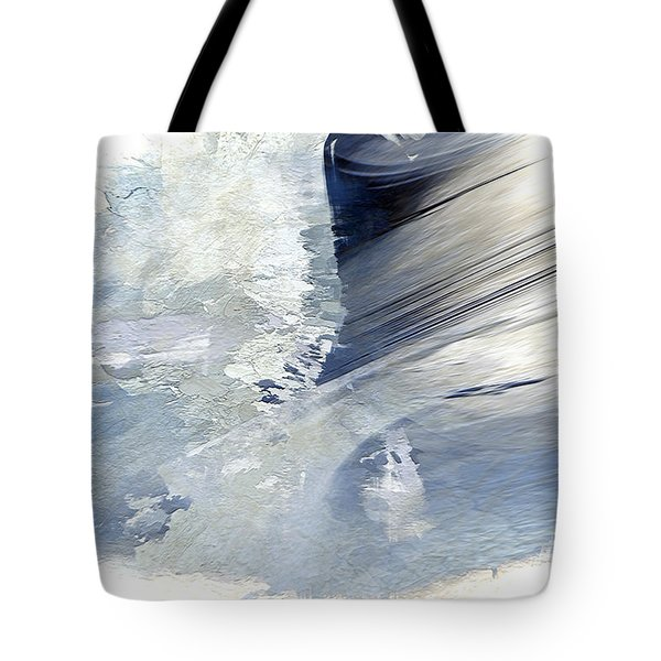 Rough Yet Peaceful Tote Bag