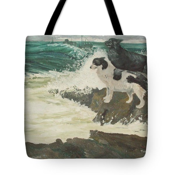 Roughsea Tote Bag