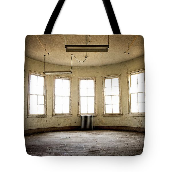 Round Room Tote Bag