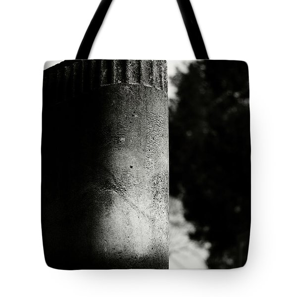 Rounded With A Sleep Tote Bag by Rebecca Sherman