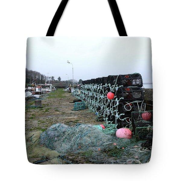 Roundstone 3 Tote Bag