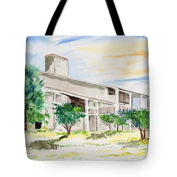 Rounsley Home Tote Bag