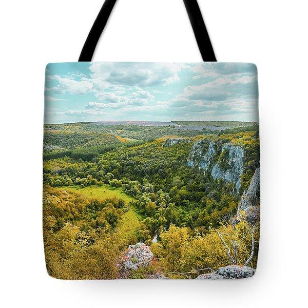 Roussenski Lom Nature Park Tote Bag