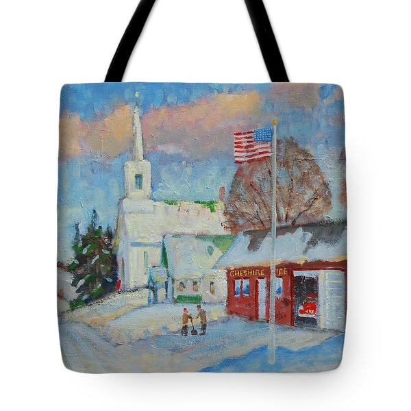 Route 8 North Tote Bag