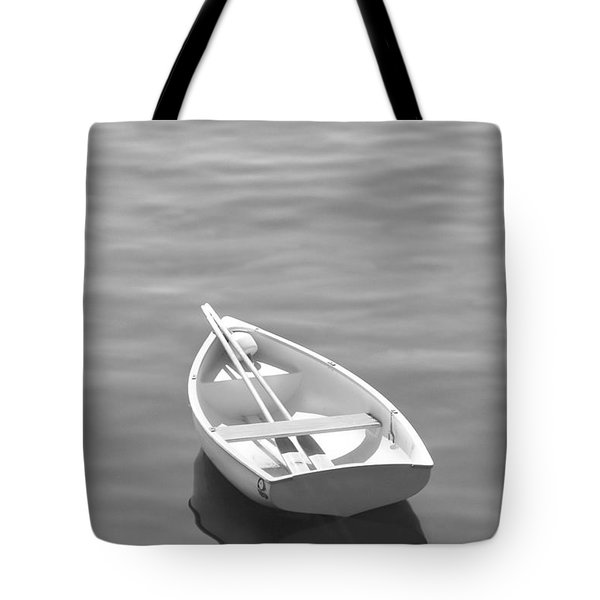 Row Boat Tote Bag by Mike McGlothlen