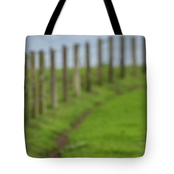Row View  Tote Bag