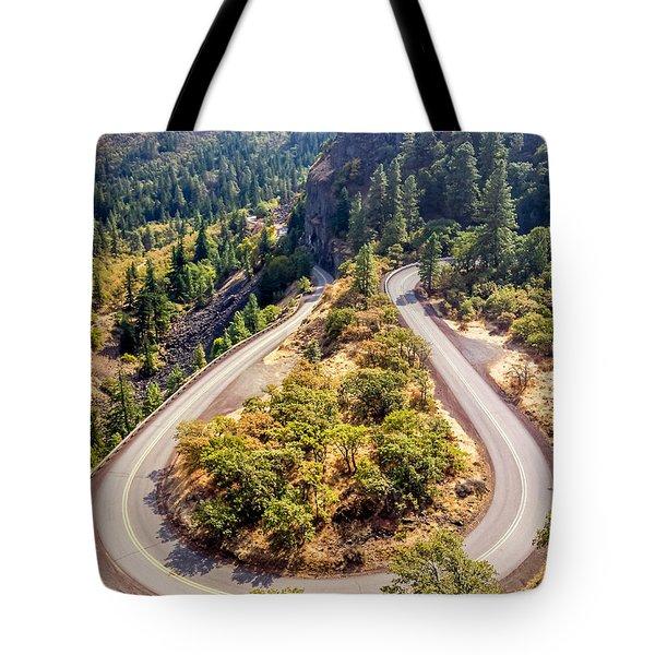 Rowena Loop Tote Bag