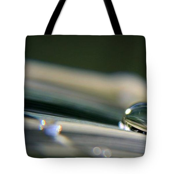 Rowling Droplets   Tote Bag