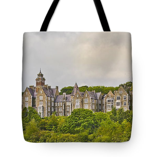 Tote Bag featuring the photograph Rows by Wanda Krack