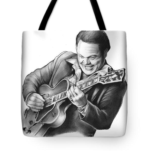 Roy Clark Tote Bag
