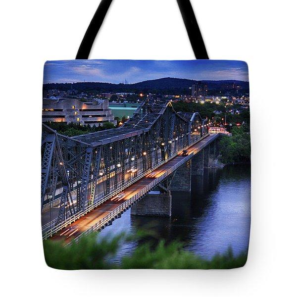 Royal Alexandra Interprovincial Bridge Tote Bag