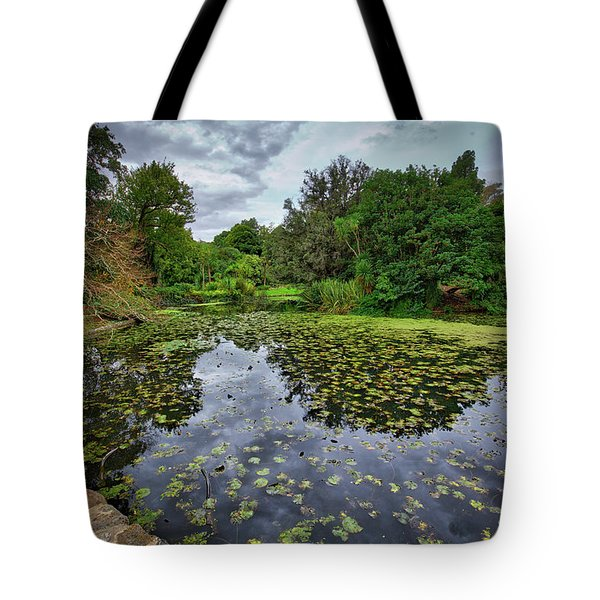 Royal Botanical Gardens, Melbourne Tote Bag