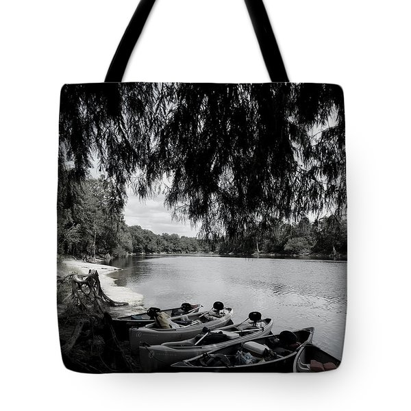 Royal Fleet Tote Bag
