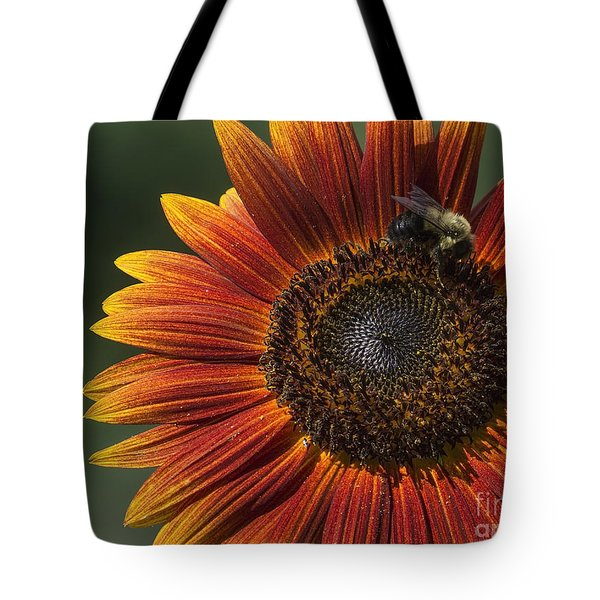 Royal Harvest Tote Bag
