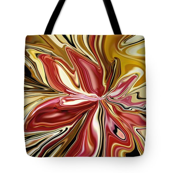 Royal Orchid Tote Bag