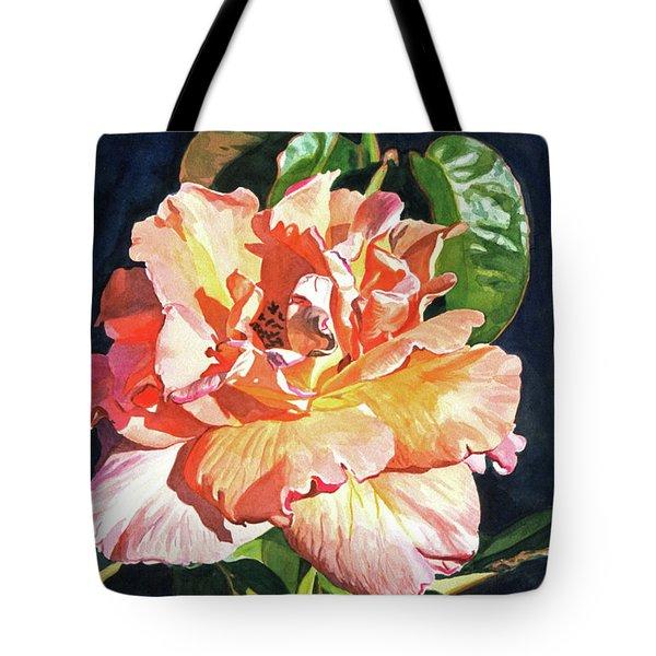Royal Rose Tote Bag