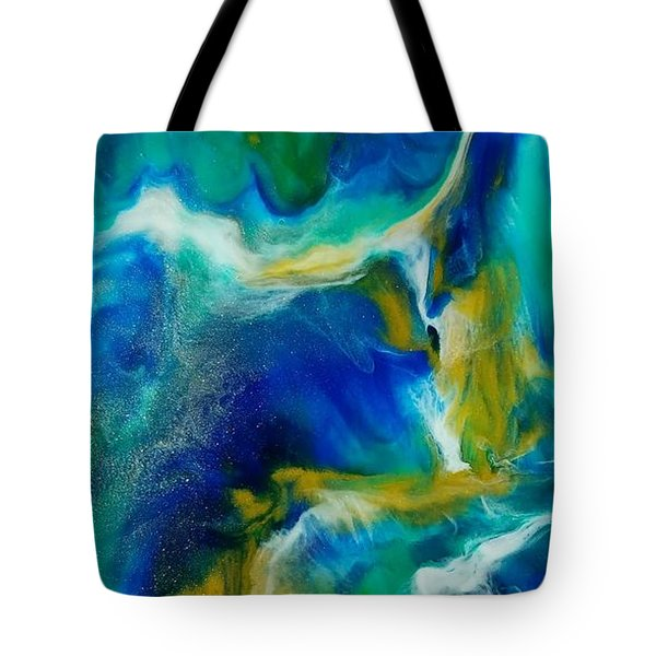Royal Sands Tote Bag