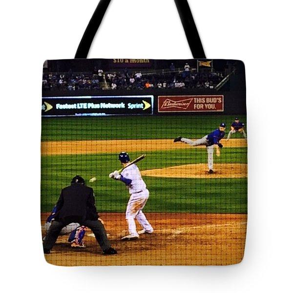 Royals 2016 Season Opener Tote Bag