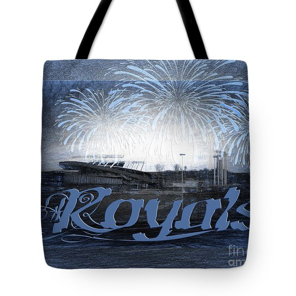 Royals Tote Bag by Andee Design