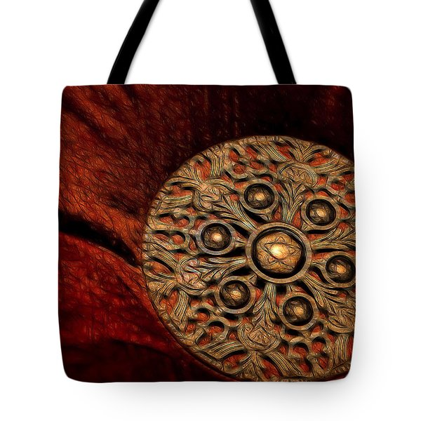 Royalty Tote Bag by Steven Richardson