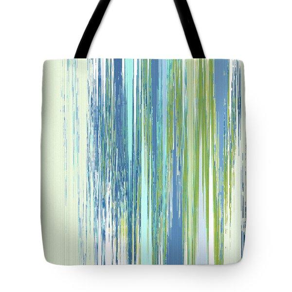 Rainy Street Tote Bag