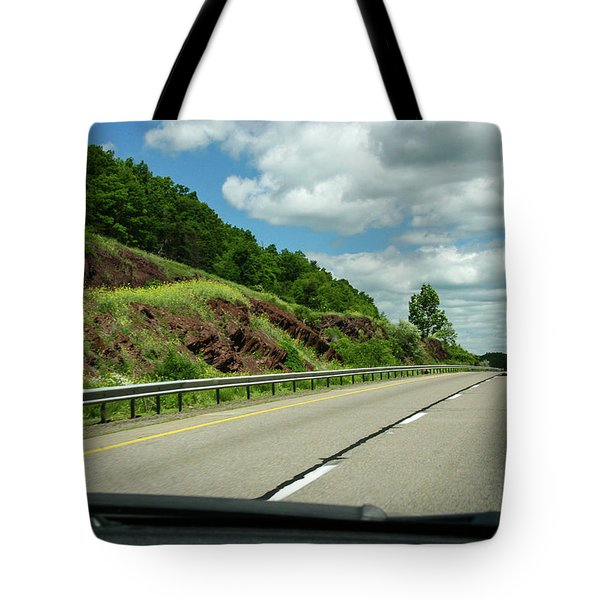 Tote Bag featuring the photograph Rtl-1 by Ellen Lentsch